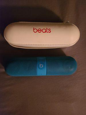 For Sale: Beats Pill wireless Bluetooth speaker for Sale in Auburn, PA