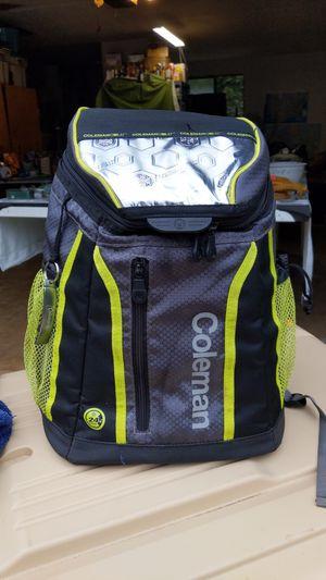 Coleman backpack cooler for Sale in Oregon City, OR