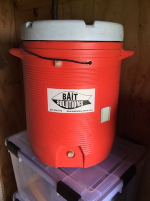 Bait Solutions live bait keeper. for Sale in Columbus, OH