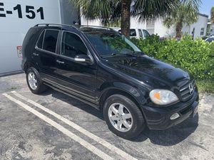 2002 MERCEDES ML500 for Sale in Pompano Beach, FL