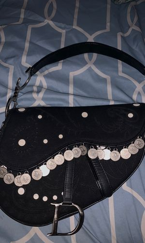 Christian Dior black vintage purse for Sale in Washington, DC