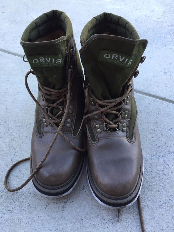 Orvis Wading Boots (size 14)