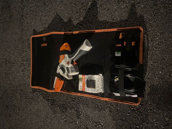 Stihl - GTA 26 hand pruning chainsaw new w/ spare new chain in box
