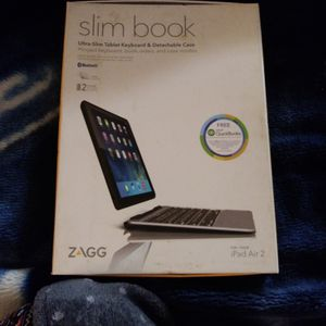 Ultra Slim Tablet Keyboard&detachable Case for Sale in Columbus, OH