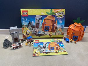 LEGO SpongeBob Adventures in Bikini Bottom (3827) for Sale in Portland, OR