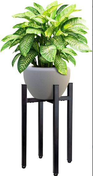Mid-century plant stand (plant and pot not included) for Sale in Los Angeles, CA
