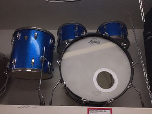 Ludwig 70s 4 Piece Drum Set for Sale in Bellevue, WA