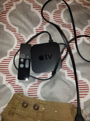 Apple TV 4K generation for Sale in Fort Worth, TX