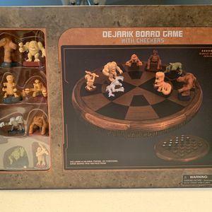 DeJarik Board Game With Checkers for Sale in San Marino, CA