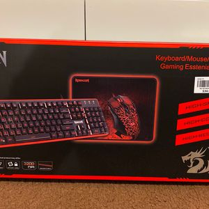 Redragon Keyboard, Mouse, and Mousepad! for Sale in Garden Grove, CA