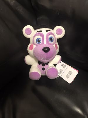 Five nights at freddys helpy plushie me with tags for Sale in Chicago, IL