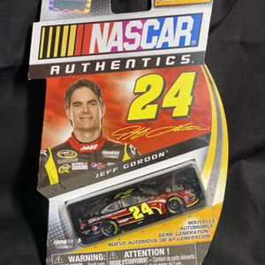 Jeff Gordon 24 NASCAR Toy Car/ Collectible/ Hot Wheels/ Matchbox for Sale in Alexandria, VA