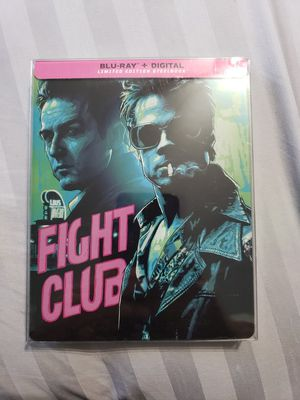 Fight Club Blu-ray for Sale in Bellflower, CA