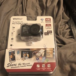 Vivitar Action Camera for Sale in Fresno, CA