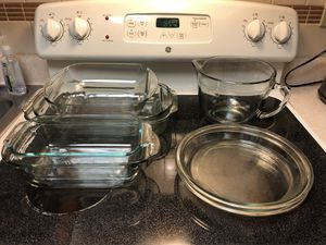 Glass Bakeware Set (8pcs) for Sale in Columbus, OH