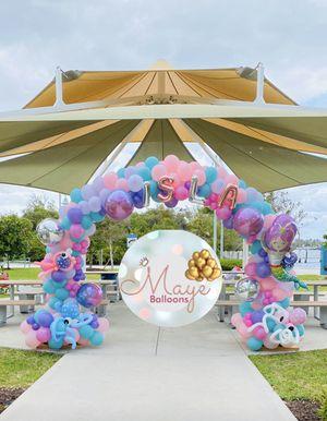 Mermaid Balloons Party Arch Balloon for Sale in Tamarac, FL