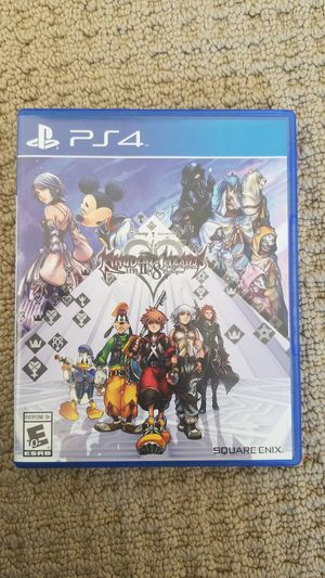 Kingdom hearts 2.8 HD remaster collection for Sale in Tracy, CA
