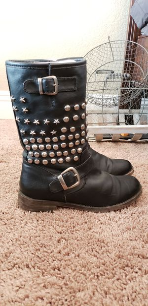 Studded boots for Sale in Moreno Valley, CA