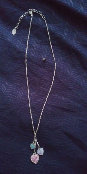 Silver Heart Necklace for Sale in Escondido, CA