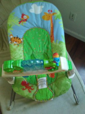 Vibrating bouncer for Sale in Bowling Green, MO