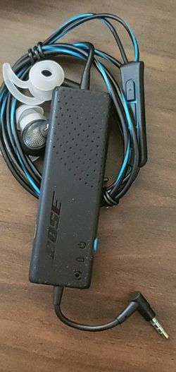 BOSE QuietComfort Noise Canceling EARPHONES (Android) for Sale in Pomona,  CA