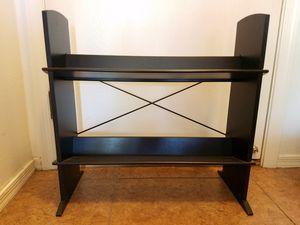 Black storage shelf for Sale in Tucson, AZ