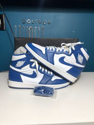 Nike Air Jordan Retro 1 Storm Blue Size 9 for Sale in South Gate, CA