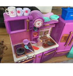 American Girl Doll Kitchen for Sale in Middletown,  RI
