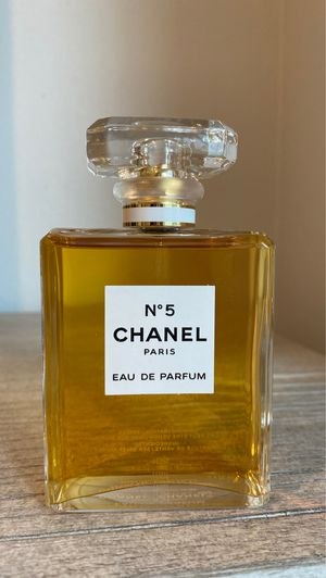 Chanel N5 EDP tester 3.4fl oz for Sale in Portland, OR