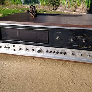 Vintage 4 CHANNEL Receiver! (AS IS!!!) for Sale in Long Beach, CA