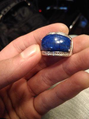 Lapis Lazuli Ring SIZE 6.0 for Sale in Burien, WA