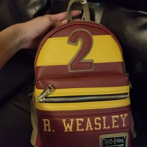 Loungefly Harry Potter Ronald Weasley Backpack for Sale in Colton, CA