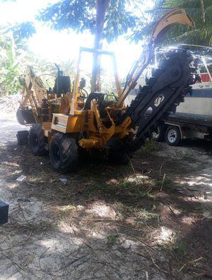 Vermeer V4750 Trencher for Sale in Homestead, FL