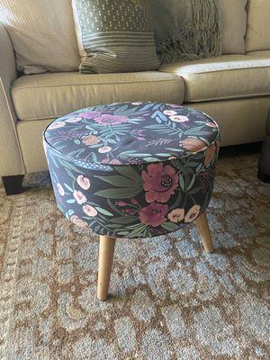 Upholstered Ottoman/Stool for Sale in Phoenix, AZ