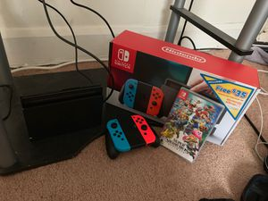 Nintendo Switch Bundle for Sale in Shaker Heights, OH