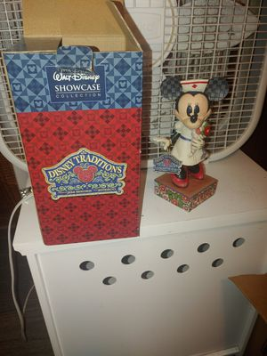 Disney showcase collection mini mouse figurine for Sale in Lynchburg, VA