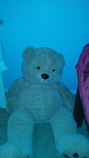 Big human sized teddy bear for Sale in Mesa, AZ