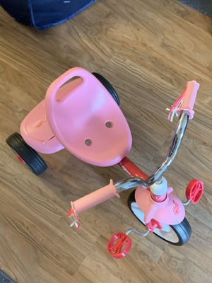 Radio Flyer Kids Pink Folding Bike for Sale in Arlington, VA