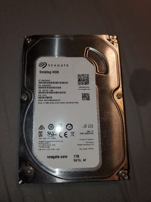 Seagate 1 TB desktop HDD for Sale in Norman, OK