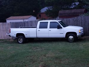 1998 Chevy 4 door 6.6 diesel dually pickup truck for Sale in Richmond, VA