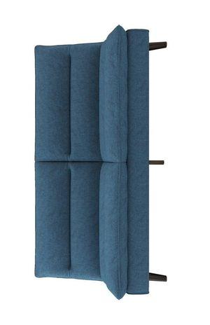 Mackay futon blue for Sale in Houston, TX