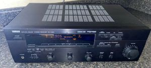 Yamaha Rx-v490 AV Surround Receiver Amplifier Tuner Stereo for Sale in Brockton, MA
