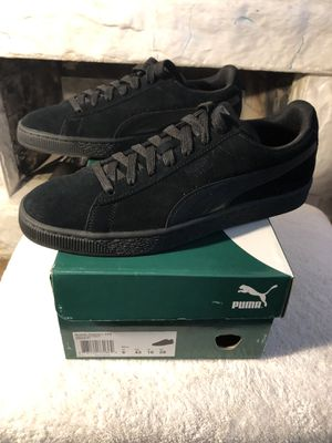 Puma SUEDE CLASSIC SIZE 10 for Sale in Los Angeles, CA