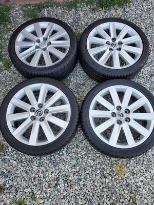 rims 18 mazda 3 good condition for Sale in Monrovia, CA
