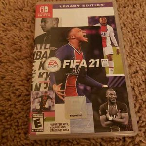 Fifa 21 For Nintendo Switch for Sale in VA, US