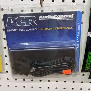 Audio Control ARC Remote Level Control for Sale in Visalia, CA