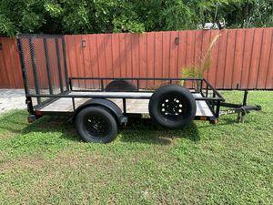 2017 big Tex trailerssz for Sale in Jupiter, FL