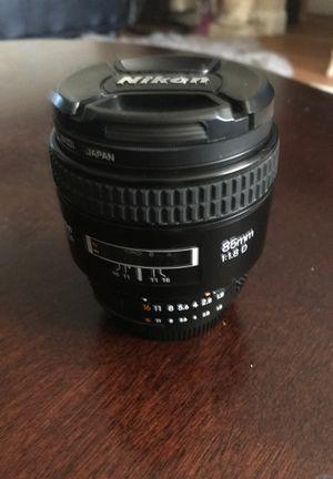 Nikon 851.8D for Sale in Antioch, CA