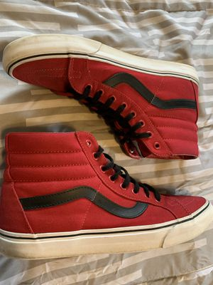 Vans high for Sale in Ashland, OR