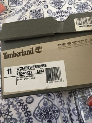 Timberland woman's boots for Sale in Alexandria, VA